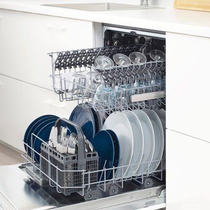 Посудомоечная машина Лаган