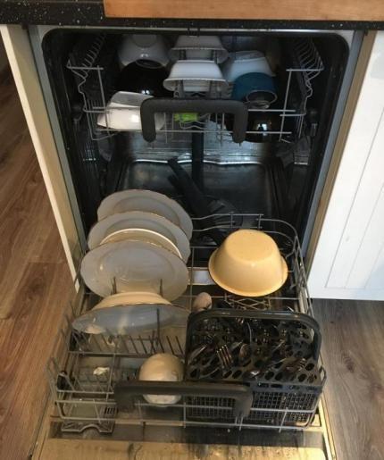 Посудомоечная машина Скинанде
