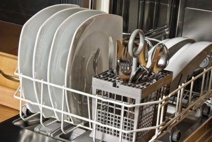 Корзины для посудомойки