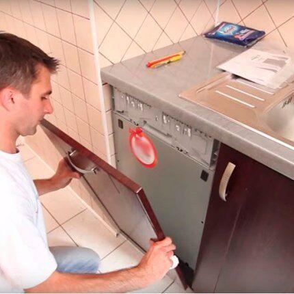 Слив для посудомоечной машины в канализацию