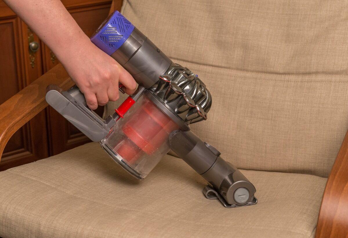 Как правильно помыть пылесос дайсон аккумулятор dyson dc62 up top
