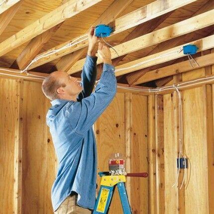 Электропроводка в деревянном доме своими руками пошаговая инструкция разработки схемы и рекомендации по подключению