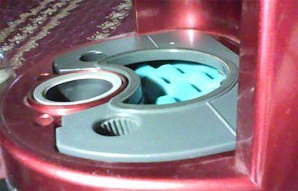 Фильтр защиты электродвигателя пылесоса