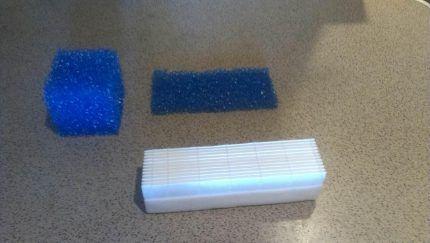Фильтры для моющего пылесоса
