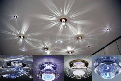 Выбираем светильники в натяжной потолок, фото и советы — Всё о ... | 335x500