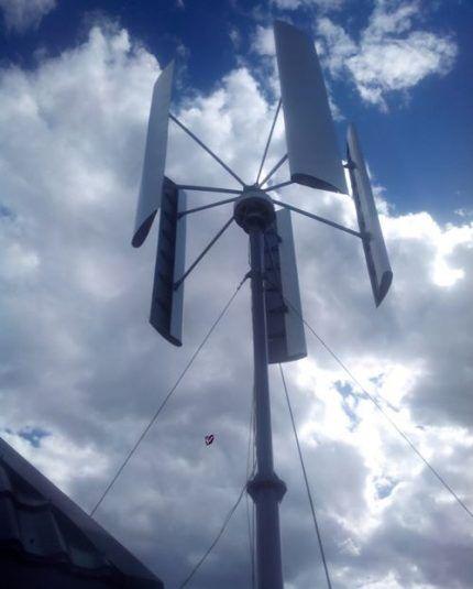 Ветряк Falcon Euro