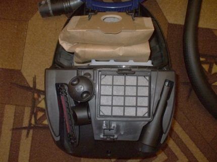 Моторный фильтр