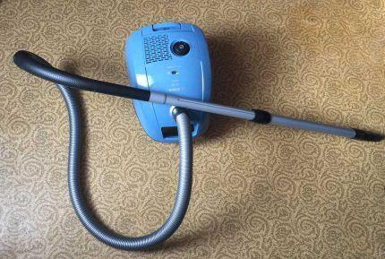 Идеальный помощник - пылесос Bosch