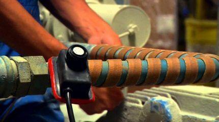 Зональный резистивный кабель
