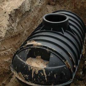 Как организовать канализацию в летнем доме на 5 человек