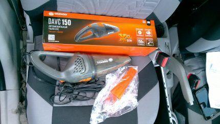 Пылесос Daewoo Power DAVC150