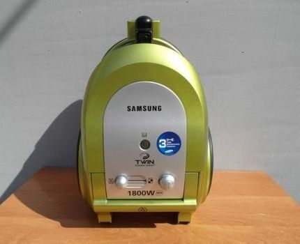 Пылесос от Samsung