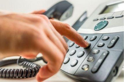 Передача данных по телефону