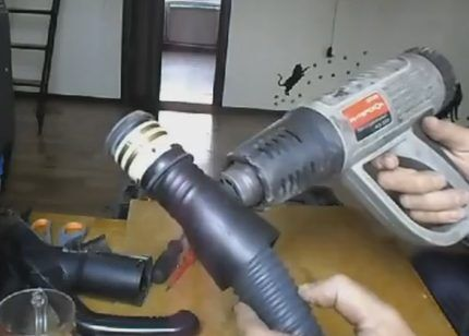 Ремонт термоусадочной трубкой