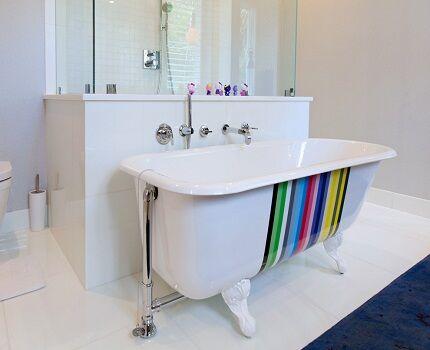 Как восстановить чугунную ванну в домашних условиях