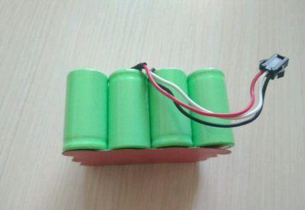 Сменный аккумуляторный блок
