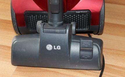 Турбощетка для пылесоса LG