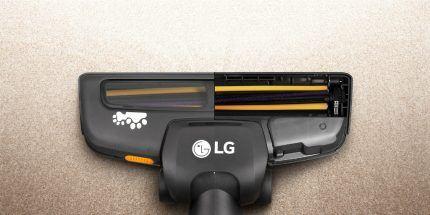 Щетка для шерсти LG