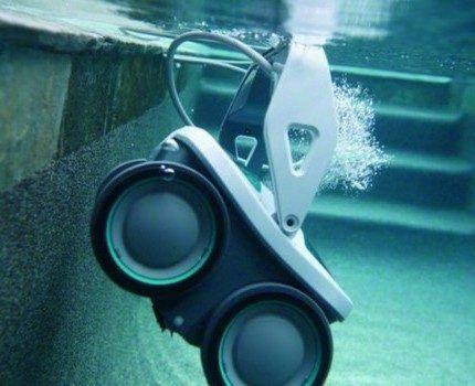Робопылесос для бассейна