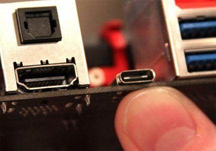 Универсальная последовательная шина USB-3.2