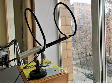 Самодельная антенна из подручных материалов