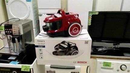 Модельный ряд агрегатов Бош