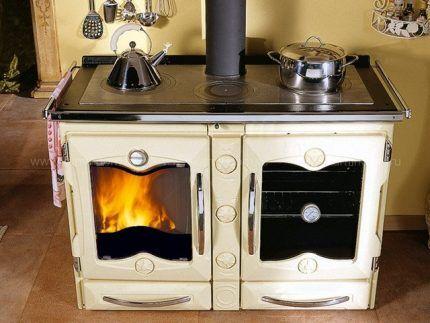 Печь для готовки