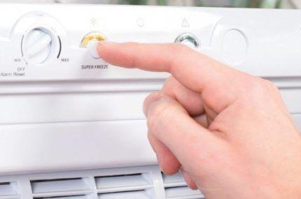 Дополнительные функции и режимы в холодильниках