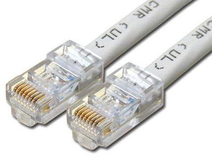 Наконечник сетевого кабеля
