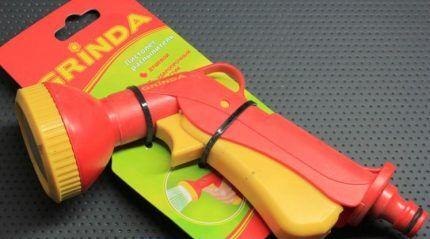 Пистолет компании Grinda