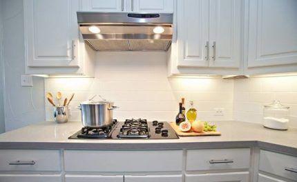 Кухня - зона повышенной влажности