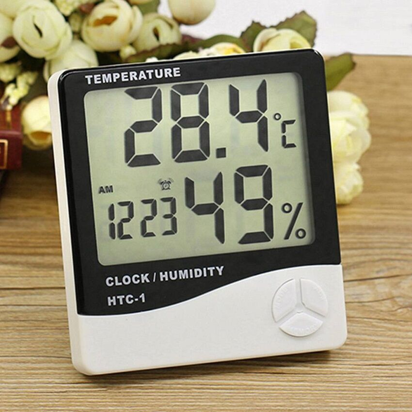 Какими приборами измеряют температуру воздуха