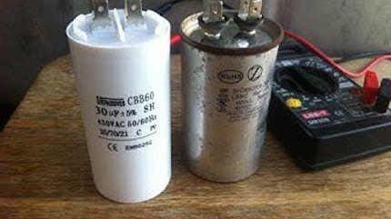 Пусковые конденсаторы сплит систем