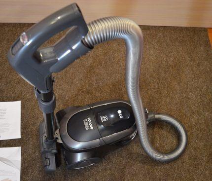 Ручка управления пылесоса LG2000w