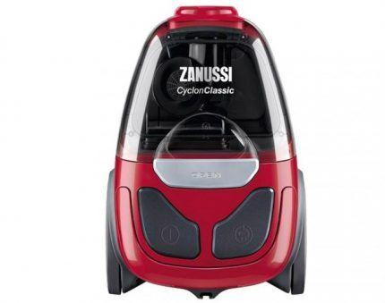 Агрегата с контейнером Zanussi ZAN1900