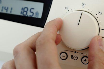 Настройка термоголовки