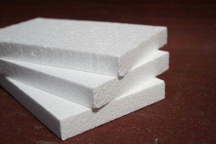 Пенопласт для утепления внутренних стен