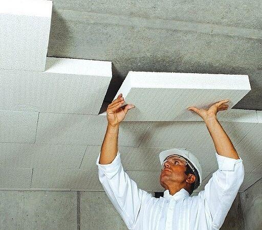 Звуко- шумоизоляция потолка в квартире