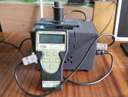 Измеритель теплопроводности