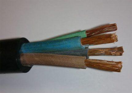 Электрический кабель КГ