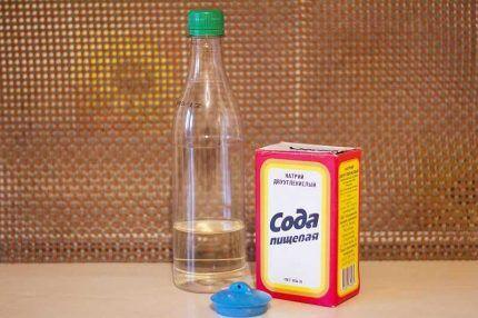 Сода для ванны