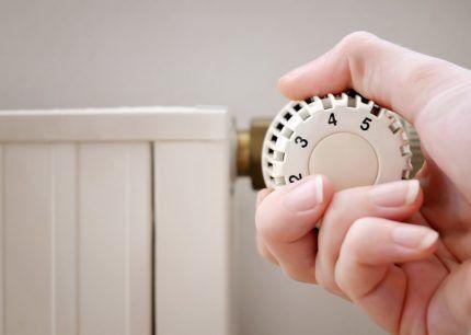 Термостат радиатора отопления