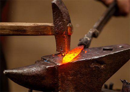 Нагрев металла и теплопроводность