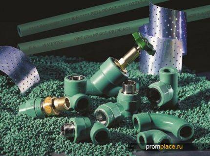 Сантехнические способы соединения труб: обзор всех возможных вариантов исполнения