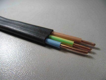 Провод электрический ПБПП