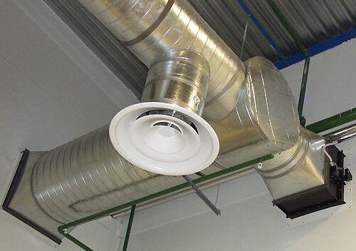 Преимущества гибких воздуховодов для вентиляционной системы