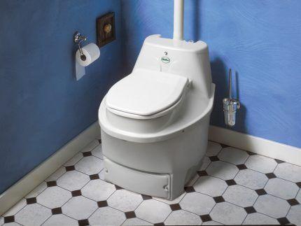 Туалет электрический Separett Villa 9011