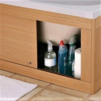 Правильная установка экрана под акриловую ванну