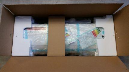 Распаковка LG P07EP