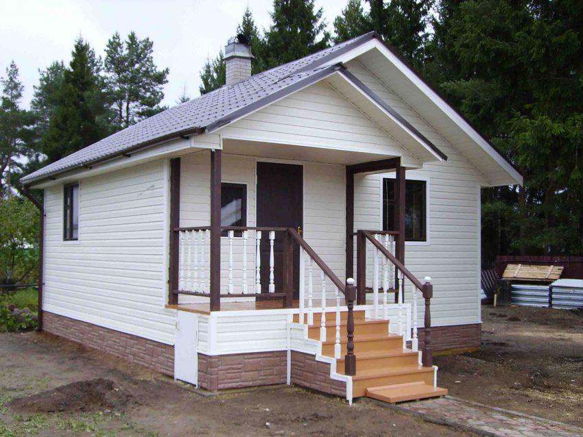 Чем обшить деревянный дом снаружи обзор материалов